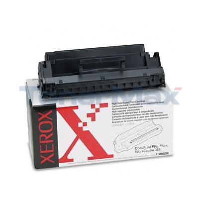 XEROX DOCUPRINT P8E TONER BLACK HY